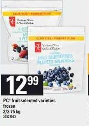 PC Fruit