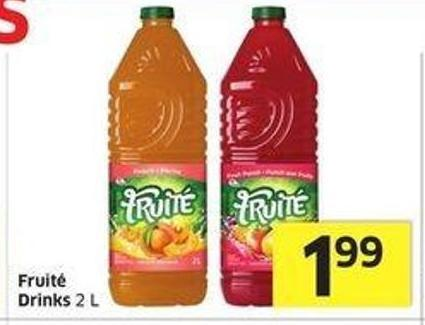 Fruité Drinks
