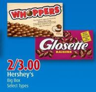 Hershey's Big Box