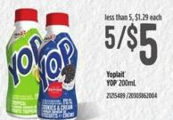 Yoplait Yop - 200ml