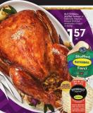 Butterball Stuffed Turkeys or Naturally Inspired Raised Without Antibiotics Frozen