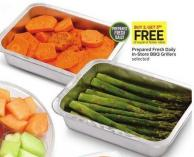 Prepared Fresh Daily In-store Bbq Grillers Selected