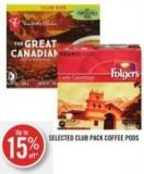 Selected Club Pack Coffee PODS