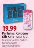 Perfume - Cologne Gift Sets Select Types