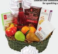 Holiday Essentials Insiders Gift Basket