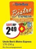 Uncle Ben's Bistro Express 170-250 g