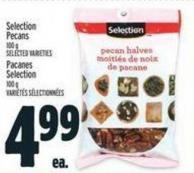 Selection Pecans 100 g