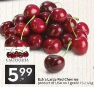 Extra Large Red Cherries