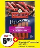 Schneiders Pepperettes 300-375 g