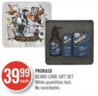 Proraso Beard Care Gift Set