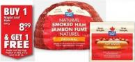 Maple Leaf Ham 600 g