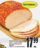 Butterball Boneless Turkey Breast Frozen - 1.2 - 1.5 Kg -