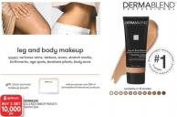 Dermablend Leg & Body Makeup Products