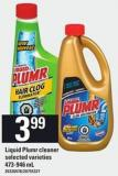 Liquid Plumr Cleaner - 473-946 mL