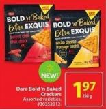 Dare Bold 'N Baked Crackers 150 g