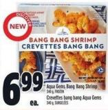 Aqua Gems Bang Bang Shrimp 340 g