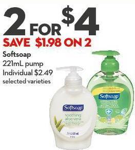 Softsoap 221ml Pump
