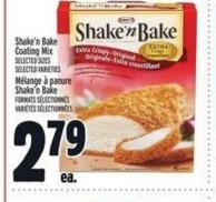 Shake'n Bake Coating Mix