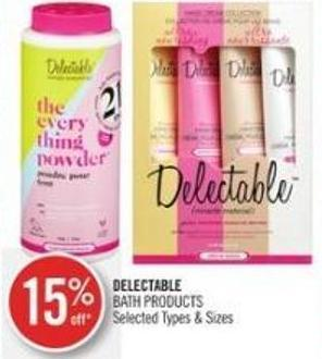 Delectable Bath Products