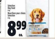 Selection Dog Food