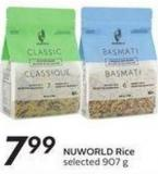 Nuworld Rice