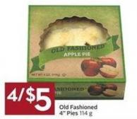 Old Fashioned 4in Pies 114 g