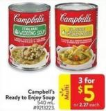 Campbell's Read To Enjoy Soup 540 mL