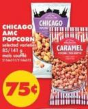 Chicago Amc Popcorn - 85/141 g