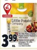 The Little Potato Company Organic Creamer Potatoes | Pommes De Terre Grelots Biologiques The Little Potato Company