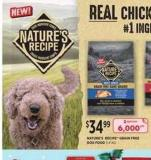 Nature's Recipe Grain Free Dog Food - 5.4 Kg