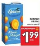 Rubicon Drinks