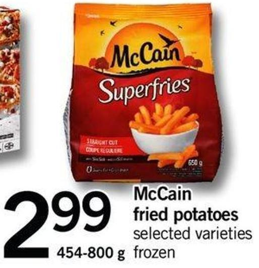 Mccain Fried Potatoes - 454-800 G