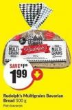 Rudolph's Multigrains Bavarian Bread 500 g