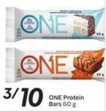 One  Protein Bars 60 g