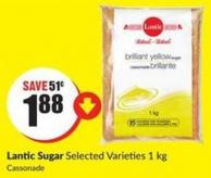 Lantic Sugar Selected Varieties 1 Kg