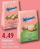 Manner Wafer Tartlets