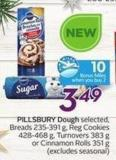 Pillsbury Dough - 10 Air Miles Bonus Miles