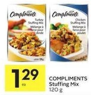 Compliments Stuffing Mix