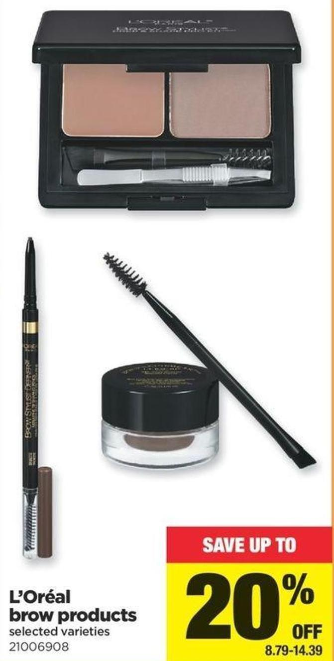 L'oréal Brow Products