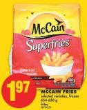 Mccain Fries - 454/650 g