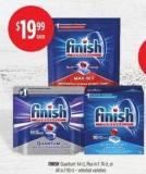 Finish Quantum - 64 Ct - Max In 1 74 Ct - Or All In 1 - 90 Ct