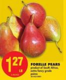 Forelle Pears