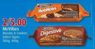 Mcvities Biscuits & Cookies