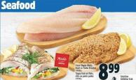 Fresh Tilapia Fillets - Roast Or Panko Breaded
