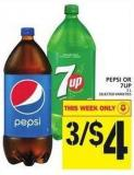 Pepsi Or 7up