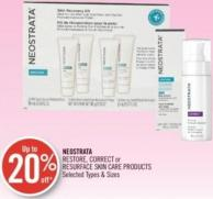 Neostrata Restore - Correct or Resurface Skin Care Products