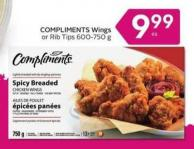Compliments Wings