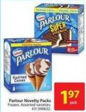 Parlour Novelty Packs