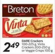 Dare Crackers