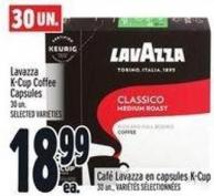 Lavazza K‑cup Coffee Capsules